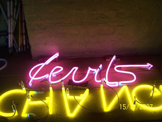 Neonschriften//Neon Joecks Berlin