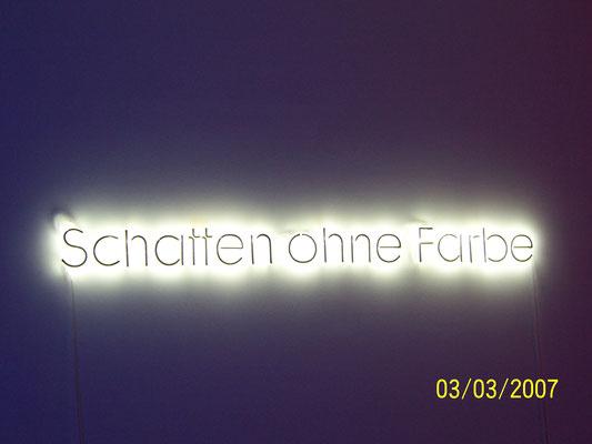 Neon Kunst I.Heimerdinger//Neon Joecks Berlin