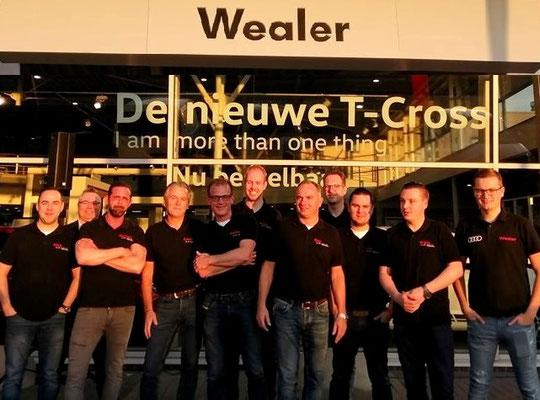 Wealer Heerlen (Volkswagen-Audi-SEAT-ŠKODA) - 59 verkochte auto's in 1 weekend - oktober 2019