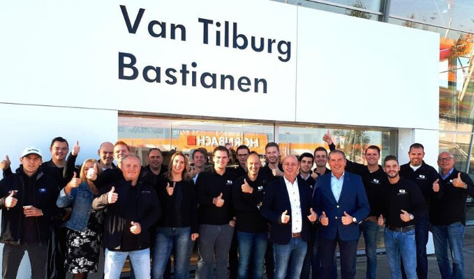 Van Tilburg-Bastianen (Volkswagen-Audi-SEAT-ŠKODA) - 71 verkochte auto's in 1 weekend - september 2018