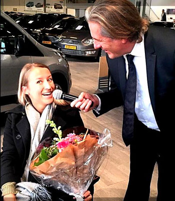 Automotive Sales Event - Autobedrijf Fischer Enschede - Ford - 92 verkochte auto's in 1 weekend
