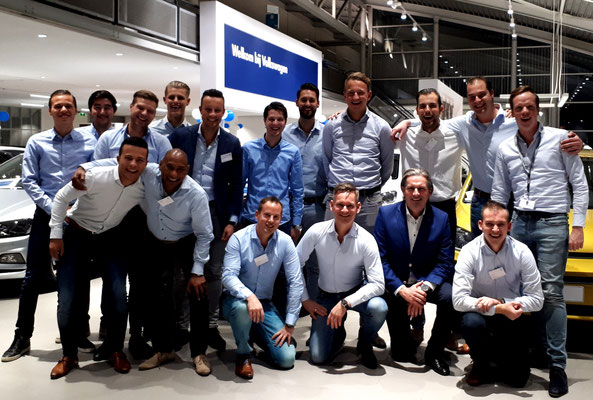 Automotive Sales Event - Auto Borchwerf Roosendaal - Volkswagen-Audi-SEAT-ŠKODA - 100 verkochte auto's in 1 weekend - november 2017