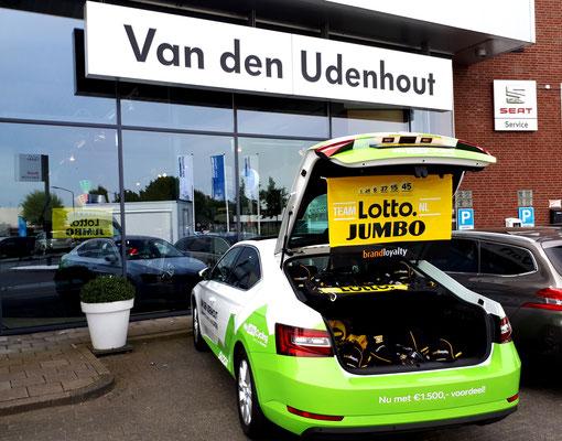 Automotive Sales Event - Van den Udenhout Helmond - Volkswagen-Audi-SEAT-ŠKODA - 35 verkochte auto's in 1 weekend