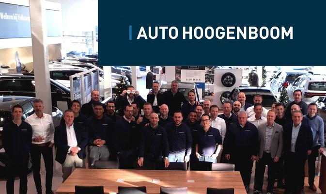 Auto Hoogenboom Rotterdam (Volkswagen-Audi-SEAT-ŠKODA) - 207 verkochte auto's in 1 weekend - december 2019