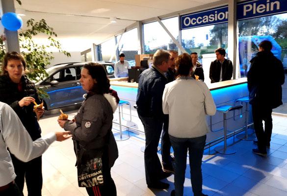 Automotive Sales Event - Auto Borchwerf Roosendaal - Volkswagen-Audi-SEAT-ŠKODA