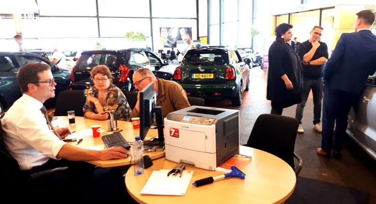Automotive Sales Event - Van Mossel Mega Occasion Centrum Tilburg - 90 verkochte auto's in 1 weekend - juni 2019