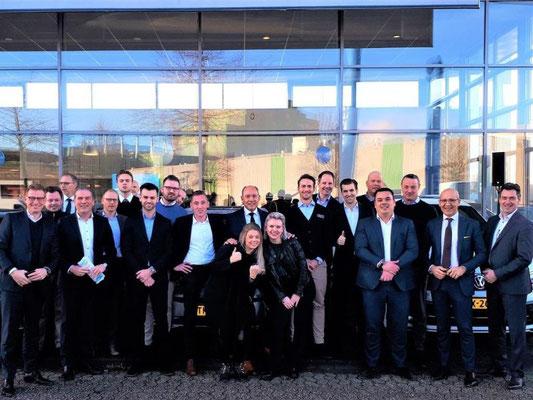 Van den Udenhout Den Bosch (Volkswagen-Audi-SEAT-ŠKODA) - 76 verkochte auto's in 1 weekend - januari 2019
