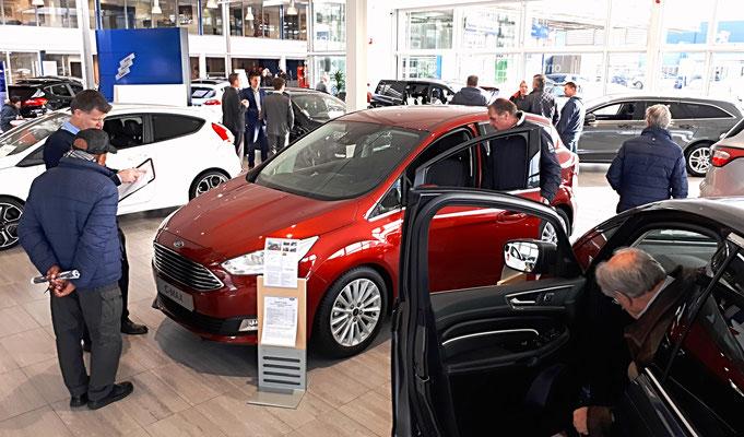 Automotive Sales Event - Autobedrijf Noordegraaf Hengelo - Ford & Citroën - 76 verkochte auto's in 1 weekend