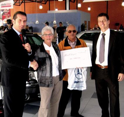 Automotive Sales Event - Auto Ster - Mercedes Benz