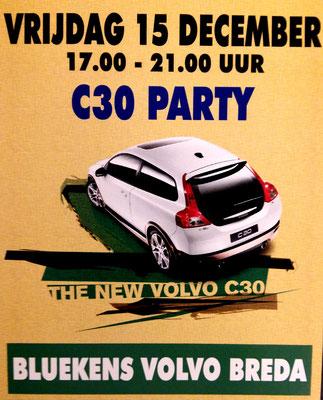Buitenreclame - Automotive Sales Event - Autobedrijf Bluekens Breda - Volvo