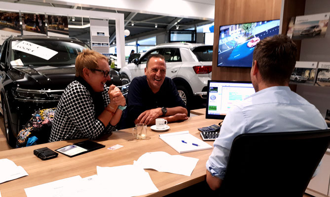 Automotive Sales Event - Auto Borchwerf Roosendaal - Volkswagen-Audi-SEAT-ŠKODA- 100 verkochte auto's in 1 weekend