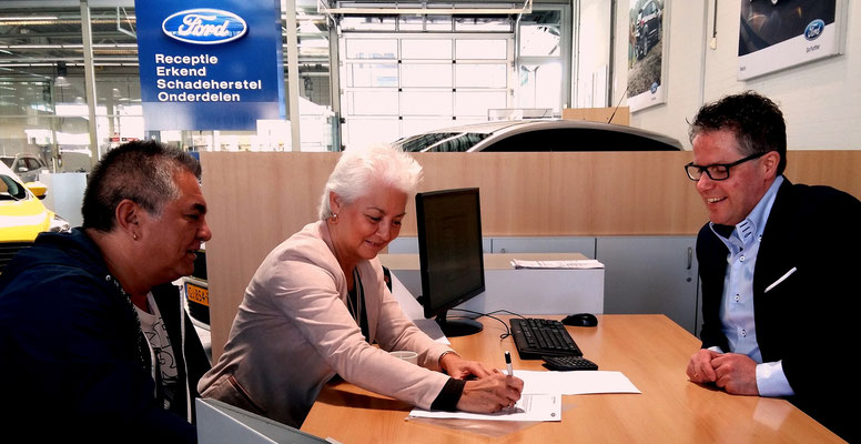 Automotive Sales Event - Autobedrijf Fischer Enschede - Ford