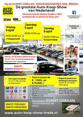 DM - Automotive Sales Event - Mailing gezamenlijke dealers Kunstijsbaan Breda