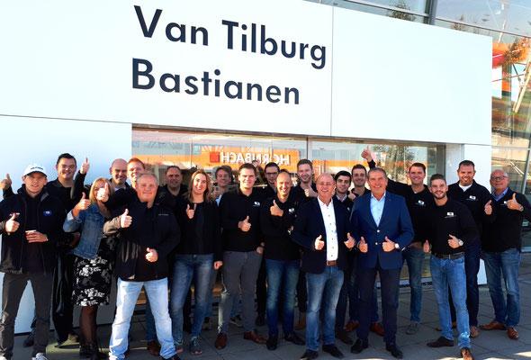 Automotive Sales Event - Van Tilburg-Bastianen Breda - Volkswagen-Audi-SEAT-ŠKODA - september 2018 - 71 verkochte auto's in 1 weekend