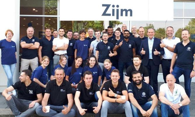 ZIJM/Zenna Nijmegen (Volkswagen-Audi-SEAT-ŠKODA) - 73 verkochte auto's in 1 weekend - juni 2019
