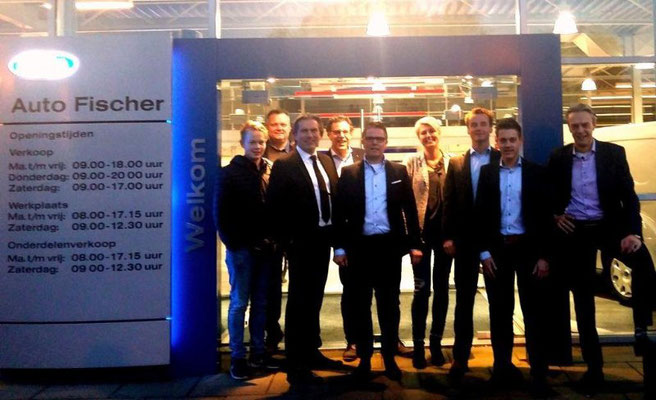 Automotive Sales Event - Auto Fischer Enschede - Ford - 92 verkochte auto's in 1 weekend