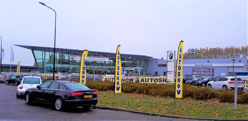 Automotive Sales Event - Zwartepoorte Roosendaal-Goes (BMW-MINI) - 40 verkochte auto's in 1 weekend - november 2019