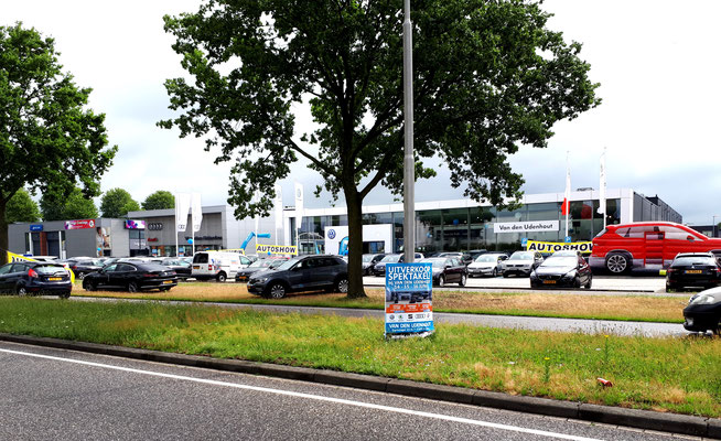 Automotive Sales Event - Van den Udenhout Oss - Volkswagen-Audi-SEAT-ŠKODA - juni 2019 - 44 verkochte auto's in 1 weekend