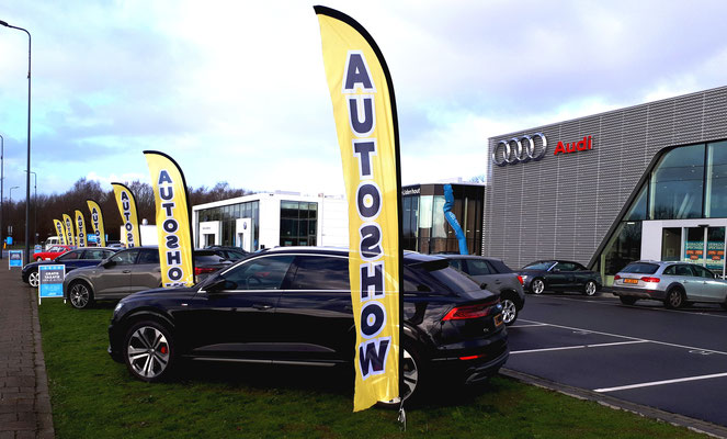 Automotive Sales Event - Van den Udenhout Den Bosch - Volkswagen-Audi-SEAT-ŠKODA-Volkswagen Bedrijfswagens- januari 2020 - 88 verkochte auto's in 1 weekend