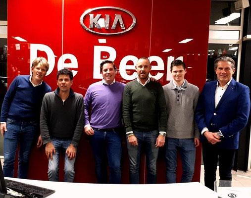 De Beer Rotterdam (KIA) - 36 verkochte auto's in 1 weekend - november 2017