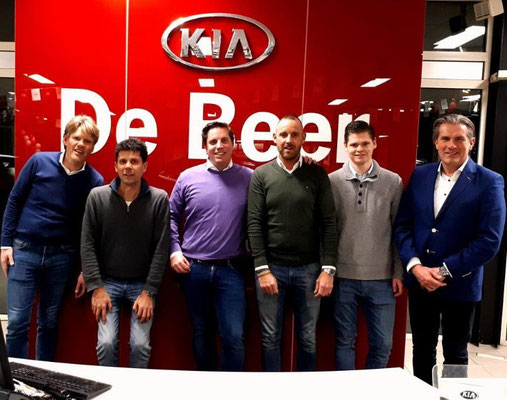 De Beer Rotterdam (KIA) - 36 verkochte auto's in 1 weekend - november 2017
