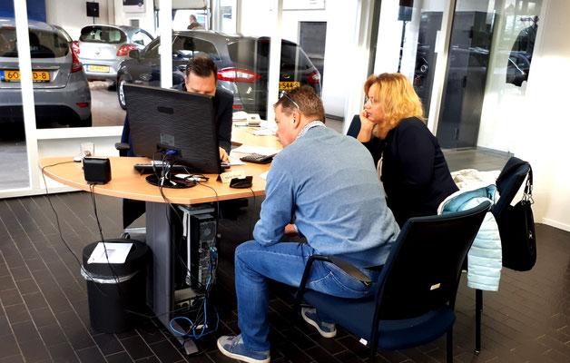 Automotive Sales Event - Autobedrijf Noordegraaf Hengelo - Ford & Citroën