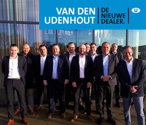 Van den Udenhout Den Bosch (Volkswagen-Audi-SEAT-ŠKODA-Volkswagens Bedrijfswagens) - 88 verkochte auto's in 1 weekend - januari 2020