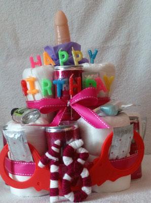 Geschenk Zum 18 Geburtstag Geschenke Hummel Windeltorten Und