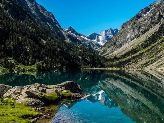 Lac de Gaube à Cauterets
