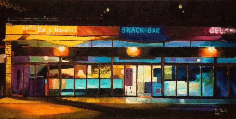 Snack Bar, 50 cm x 20 cm