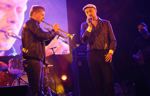 Nils Wülker und Max Mutzke