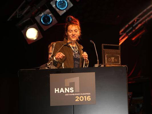 Hamburger Nachwuchs des Jahres: Haiyti