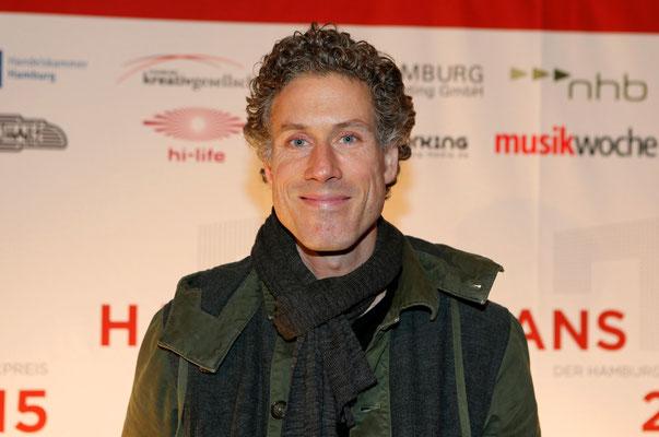 """Sven Kacirek, nominiert als """"Musiker des Jahres"""""""