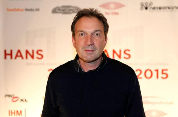 """Bernd Jonkmanns, nominiert in der Kategorie """"Bestes Imaging"""" für """"Record Stores"""" (Fotobuch)"""