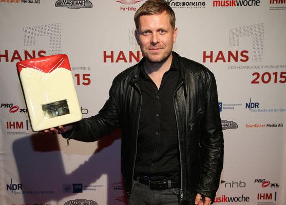 """Nils Wülker, """"Musiker des Jahres"""""""