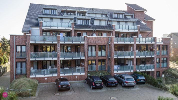 Neubau einer Service-Wohnanlage mit 26 Wohnungen