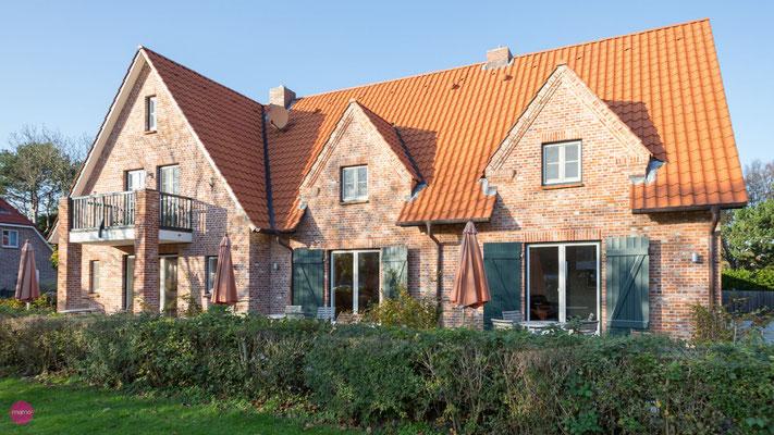 Neubau von 4 Eigentumswohnungen