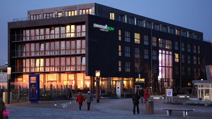 Neubau eines Designer Hotels mit 100 Doppelzimmern bzw. Suiten mit Parkdeck und gewerblicher Terrasse