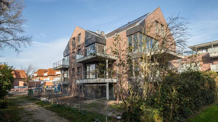 Neubau von 7 Eigentumswohnungen
