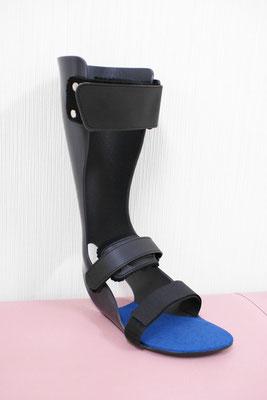 短下肢装具 シューホーンタイプ(黒)