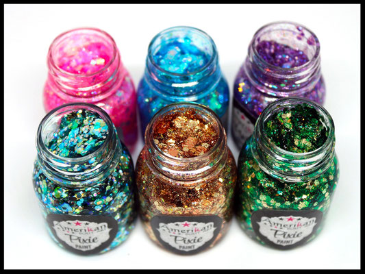 Glitter is my favorite colour