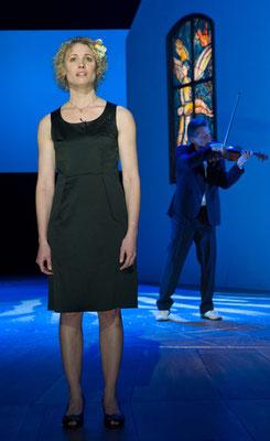 Lena (mit Marius Marx) WIE IM HIMMEL 2015