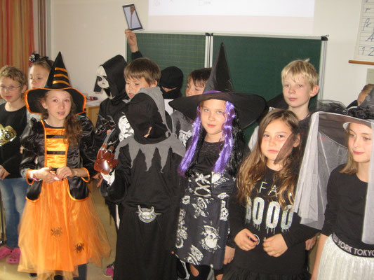 ... sind auch an der Grundschule in Waffenbrunn ...