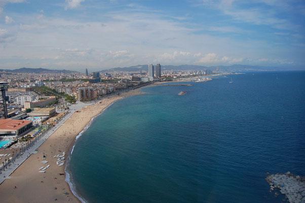 Panorama Barceloneta