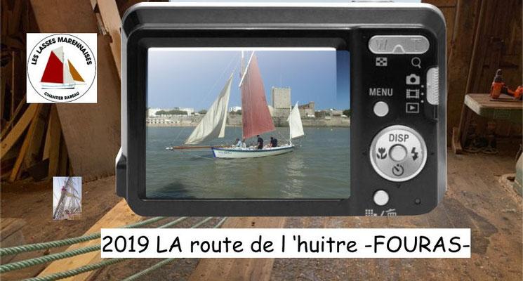 Route de l'huître 2019 - Fouras