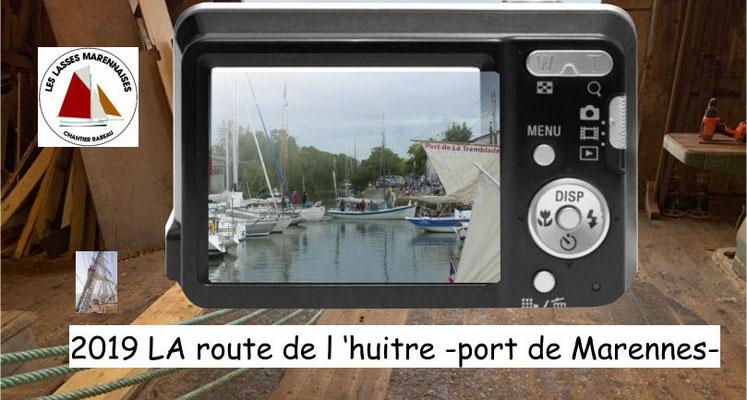 Route de l'huître 2019 - Marennes