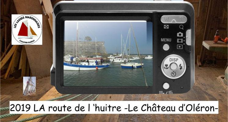 Route de l'huître 2019 - Chateau d'Oléron
