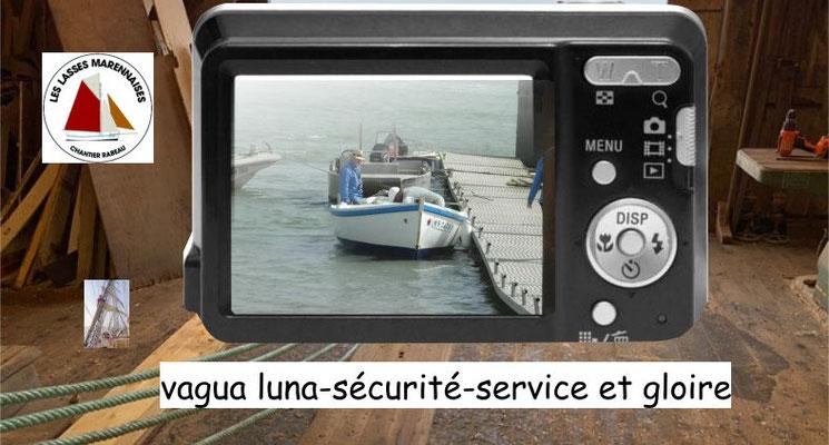 Route de l'huître 2019 - Vaga Luna