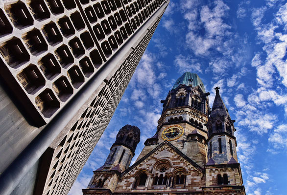 46/2015 Oktoberhimmel über Berlin