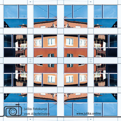 Städtische Spiegelung I